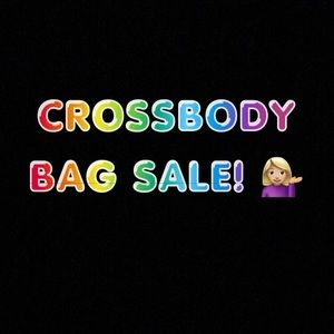 Handbags - 💥1 HR CROSSBODY BAG FLASH SALE💥limited time only